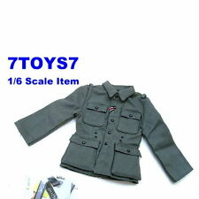 TOYS CITY 1/6 6019 German Luffwaffe_ M43 Field Blouse + badges _WWII TCX06H