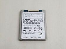 "Toshiba MK8009GAH HDD1764 80GB 1.8"" ZIF 2.5 in Laptop Hard Drive"