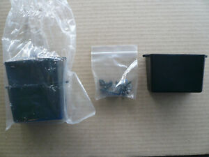 McIntosh MC352 Audio Speaker Terminal Cover Boxes. New In Package.