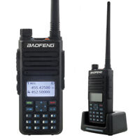 Baofeng DM-1801 DMR Time Slot 2 Digital V/UHF 136-174/400-470MHz Two Way Radio