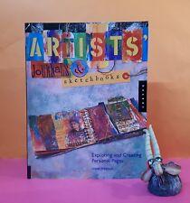 L Perrella: Artists' Journals & Sketchbooks: Exploring & Creating Personal Pages
