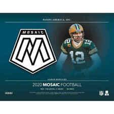 JORDAN LOVE - 2020 Mosaic Football Hobby FULL CASE (12bx) BREAK #2