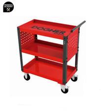 Carro metalico 3 bandejas DOGHER TOOLS 025-028, tienda Primeraocasion