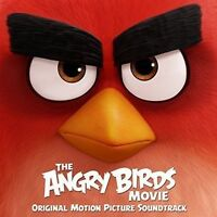 Original Motion Picture Soundtrack Ost - The Angry Birds Movie CD Sealed ! New !