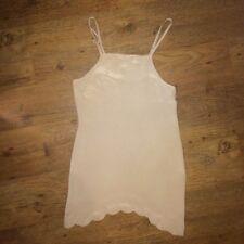 Christopher Kane Charming Silk Bodycon Sleeveless Mini Dress Size 42/ UK 10