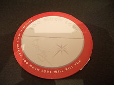 QUEEN BRIAN MAY TOO MUCH LOVE WILL YOU DRIVEN BY YOU CD SINGLE