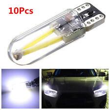 10X T10 W5W T10 194 168 LED COB Car SUV Bulb Width light Side Marker Light 6000K