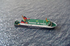 Scottish Ro-Ro Ferry FINLAGGEN by Rhenania Junior 1:1250 Waterline Ship Model