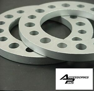 2 Pc FORD F-350 8 Lug Wheel Spacers 8 on 6.50 & 170mm 1/2 Inch Part # AP-604W