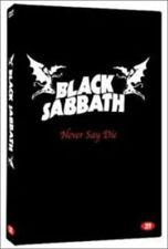 BLACK SABBATH / Never Say Die (1978) DVD *NEW