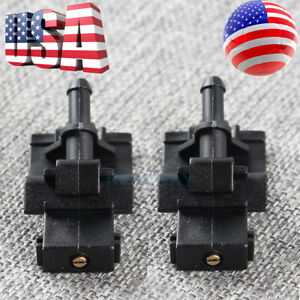 For 2011-2018 Toyota Sienna Camry Corolla Windshield Washer Nozzle w/ Brass Tip