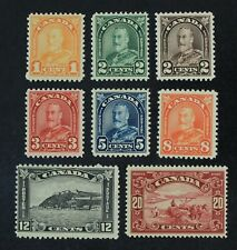Ckstamps: Canada Stamps Collection Scott#162/175 Mint Nh/H Og