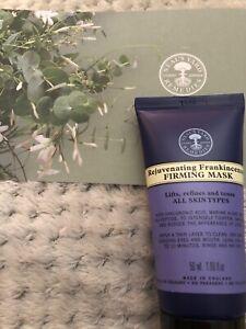 🍃NEAL'S YARD Rejuvenating Frankincense Firming Mask 50ml BRAND NEW🍃
