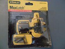 Stanley Max Latch S808-816/Cd1262 self-latching gate lock
