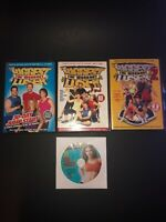 The Biggest Loser workout DVD lot 4, Jillian Michaels 30 Day Shred