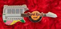 Hard Rock cafe Pin BUCHAREST Columned Building facade hat lapel logo