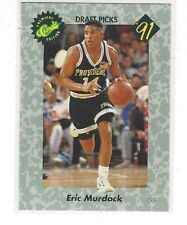 1991 CLASSIC BASKETBALL DRAFT PICKS ERIC MURDOCK #13 - PROVIDENCE