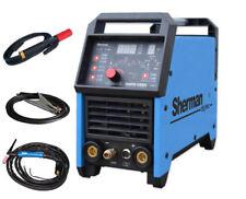 Sherman DIGITIG 200DC TIG HF Lift MMA ARC Digital IGBT Welder Inverter VRD 2T4T