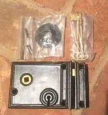NIB Charleston Hardware Co. Reproduction Rim Lock Model 400237 Right Hand