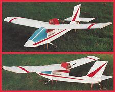 1/6 Echelle Électrique J-1b Don Quichotte Plans, Gabarit et Instructions 52ws