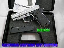 NEW 3D CHROME EKOL P29 MOVIE PROP PISTOL REPLICA SIG SAUER 229 HAND GUN TRAINING