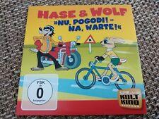 DVD  - Hase und Wolf - DDR Zeichentrickfilm, Kult