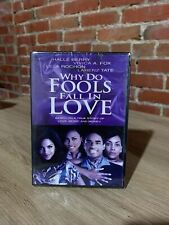 Why Do Fools Fall In Love (DVD, 1998) Brand New Sealed Halle Berry