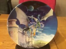 DRAGONS OF THE FOUR REALMS PLATE -GUARDIAN OF THE KING'S CASTLE -GAME OF THRONES