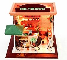 DO IT YOURSELF Artisanat Miniature Projet Kit My Little Café Barre dans Paris