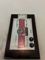 CIGAR BOX GUITAR-Magnetic single coil surface mount quality pickup +controls .
