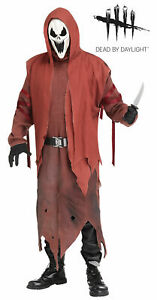 Viper Ghost Face ADULT Costume One Size NEW Dead by Daylight