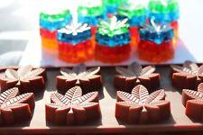 Maple Leaf Silicone Candy Mold Chocolate Lollipop Fondant Cake Decorative Tool