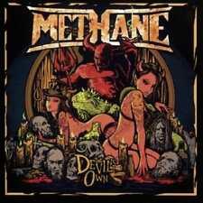METHANE (SWEDEN) - THE DEVIL'S OWN NEW CD