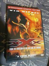 xXx (Dvd, 2002, Widescreen, Special Edition) Vin Diesel & Asia Argento
