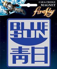 Firefly/Serenity Car Magnet: Blue Sun Logo