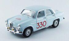 Rio 4410 - Alfa Romeo Guiletta T.I. #330 rallye Monte Carlo - 1964  1/43