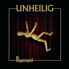 CD*UNHEILIG**PUPPENSPIEL (RE-RELEASE)***NAGELNEU & OVP!!!