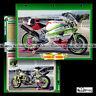 #070.01 Fiche Moto KAWASAKI ZXR-7 ENDURANCE 1991 Motorcycle Card 川崎