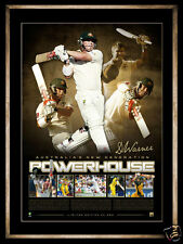 David Warner Powerhouse