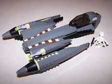 Lego 7656 General Grievous Starfighter Star Wars 100% Complete