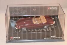 Corgi Toys 02702 classic cars - JAGUAR E Type Open Top - Still Sealed MIB