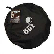LightsOut Portable Pop Up Blackout Sun Blinds Baby Sleeper Window Curtain-2 Pack