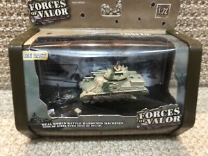 Unimax Forces of Valor 1:72 UK M3 Grant, N. Africa 1942, No. 95011