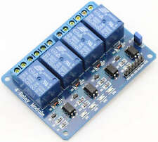Relay module rele modulo 4 canales 10A