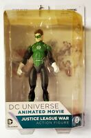 DC Universe Animated Movie Justice League War Green Lantern Action Figure 2014