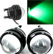 2pcs (Waterproof ) Xenon 5W High Power Bull Eye LED DRL Fog Light Parking Light