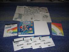 EcoQuest: The Search for Cetus - Sierra 1991 Erstausgabe BIG BOX DOS Ecop Quest