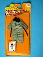 1980 Skipper Herringbone Tweed Coat/Dress Fashion Collectibles #1946 New Nrfp