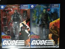 Gi Joe Classified Beach Head and Firefly Cobra Island Target Exclusive