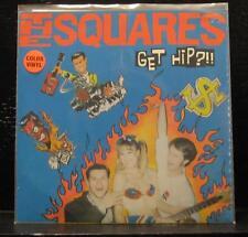 "The Squares - Get Hip ?!! Mint- 7"" Blue Vinyl 45 Get Hip 1993 GH-154"
